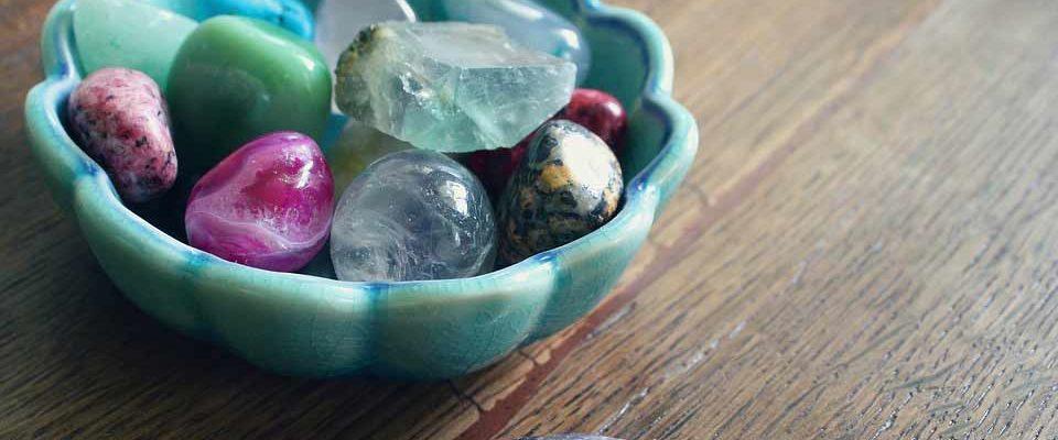 les bienfaits des minéraux
